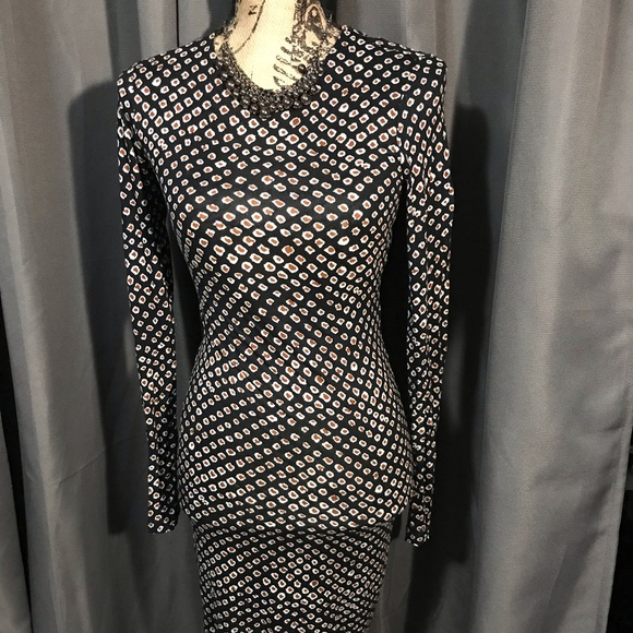 Derek Lam Dresses & Skirts - Leopard print jersey dress
